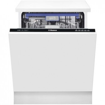 Masina de spalat vase incorporabila Hansa ZIM 608EH, 14 seturi, 8 programe, Clasa A++, Display LED, 60 cm