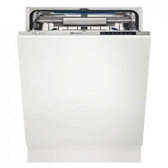 Masina de spalat vase incorporabila Electrolux Comfort Lift ESL7540RO, 13 seturi, 7 programe, Clasa A++, Mecanism de ridicare a raftului inferior, Motor Inverter, 60 cm