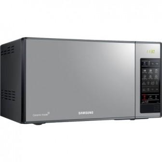 Cuptor cu microunde Samsung GE83X, 23L, 800 W, Digital, Grill, Black Mirror
