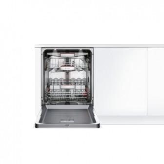 Masina de spalat vase incorporabila Bosch SMV88TX36E, 13 seturi, 8 programe, Clasa A+++, 60 cm